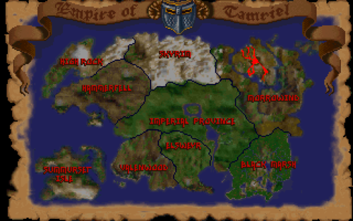 Arena:Races - The Unofficial Elder Scrolls Pages (UESP)