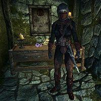 Skyrim:Dark Brotherhood Initiate - The Unofficial Elder Scrolls