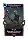 Skeleton Champion